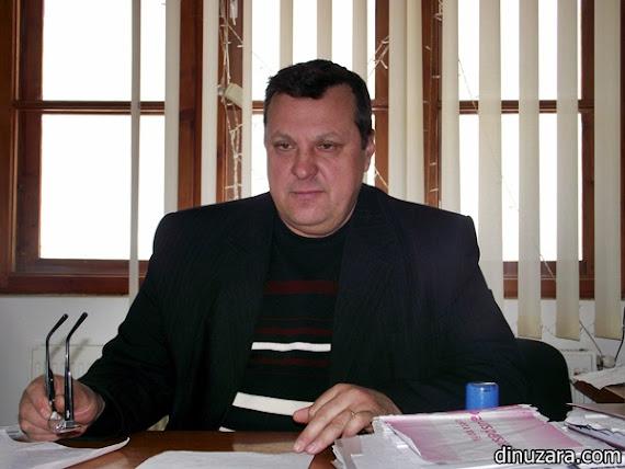 Alexandru Aniţa, primarul comunei Preuteşti, a murit