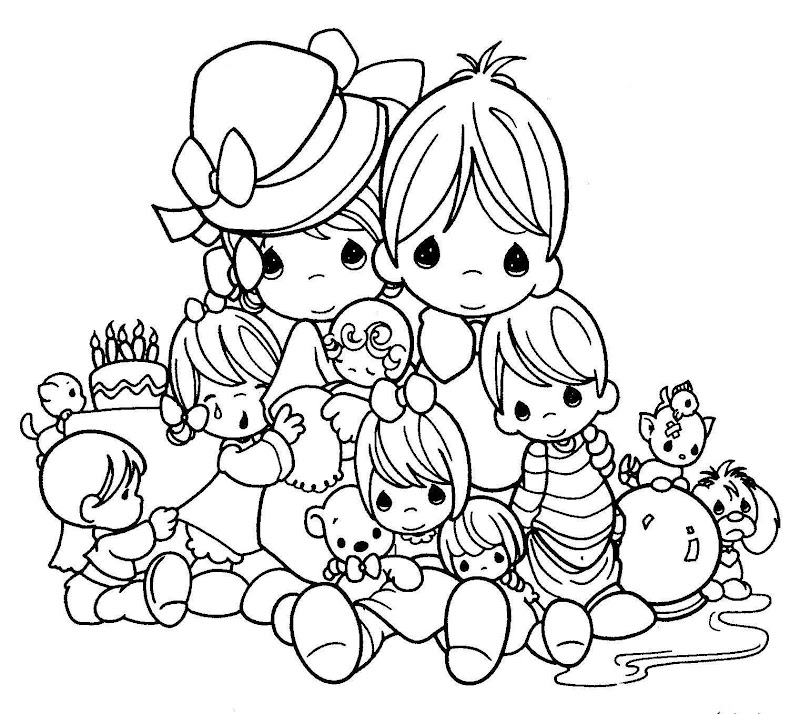 Family precious moments free coloring pages coloring pages for Precious moments giraffe coloring pages