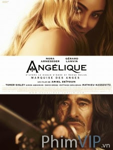 Nàng Angelique - Angelique Marquise Des Anges poster