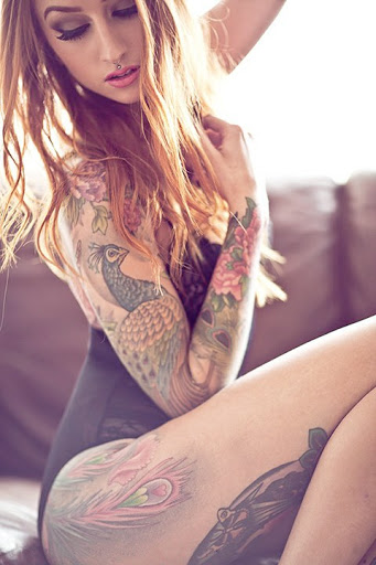 sexy girls pictures with tattoos
