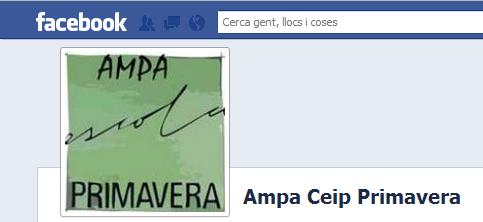 Facebook AMPA Primavera