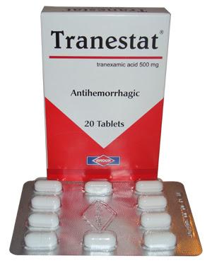 ტრანესტატი/Tranestat