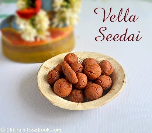 Sweet seedai / Vella seedai
