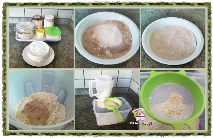 Mix de farinhas sem glúten 3