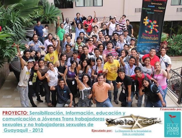 Nuestras actividades 2012