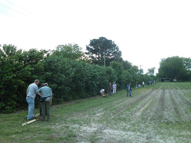 North carolina soil geomorphology tour colby digs soil for South carolina soil