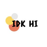 Foto del perfil de IDK HI