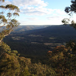 View from Monkey Face Lookout in the Watagans (66069)