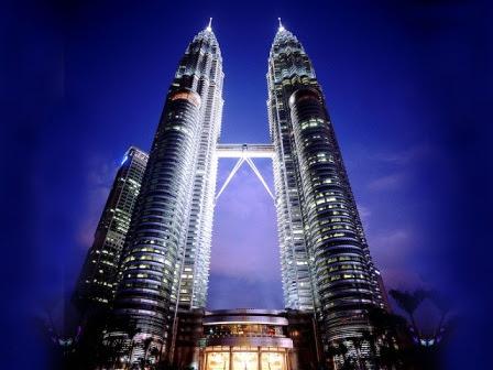 Malasia - Kuala Lumpur - Petronas Towers