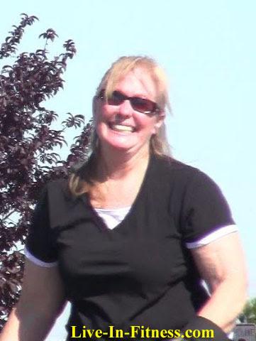 Senior Fitness-Grandma