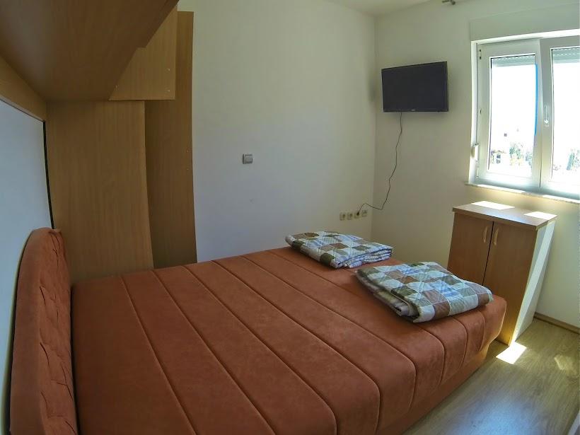 villa dobra holiday apartman 1 hálószobája