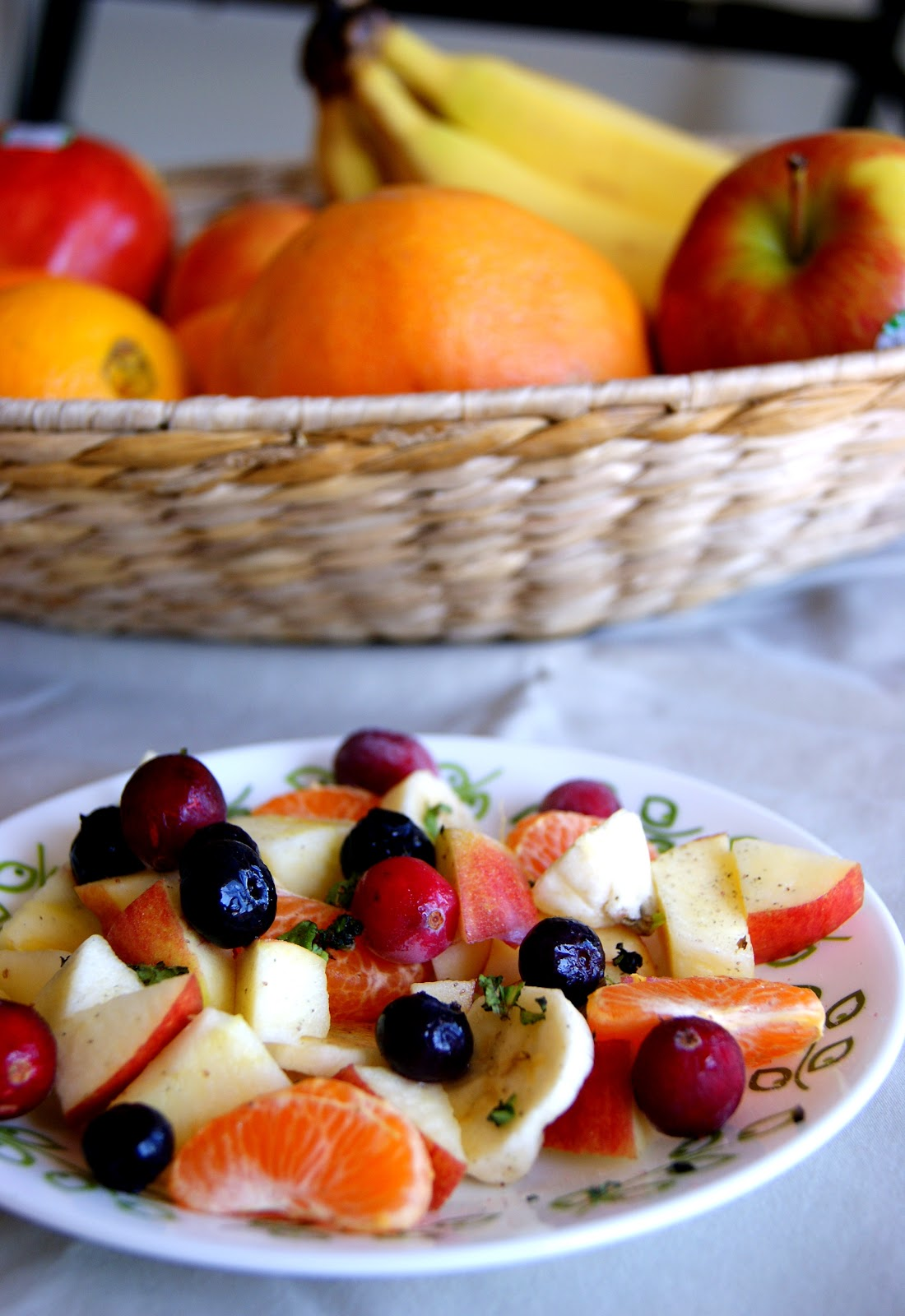 cuties fruit tropical fruit salad