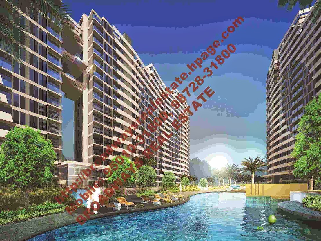 Omaxe Lake Apartments Mullanpur