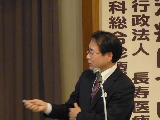 独立行政法人長寿医療研究センター内科総合診療部長遠藤英俊氏