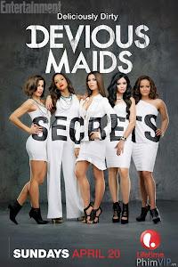 Những Cô Hầu Gái Kiều Mỹ 2 - Devious Maids Season 2 poster