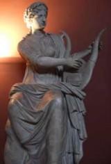 Goddess Terpsikhore Image