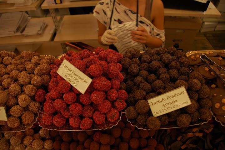 Perugia o smaku czekolady