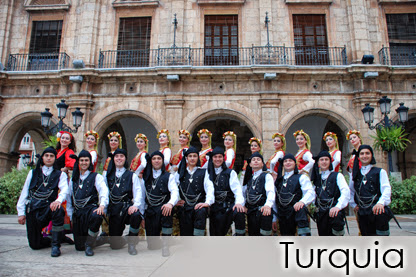 TURQUIA - Anadolu University Folklore Research Center Folk Dance Ensemble