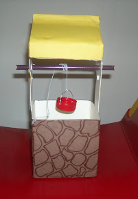 Make an working model of water well from Juice carton/Milk Carton