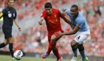 Video Goles Liverpool Manchester city Suarez_Tevez_26_Agosto