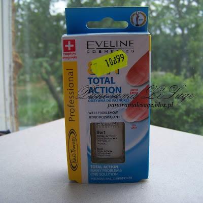 odżywka eveline do paznokci 8w 1