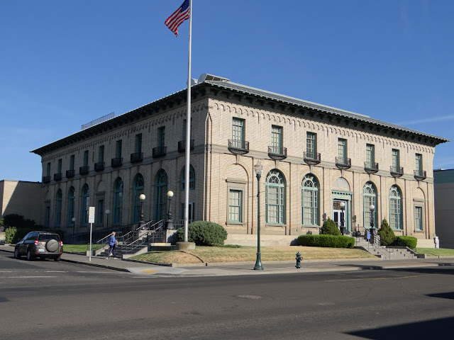 Walla Walla Main Post Office