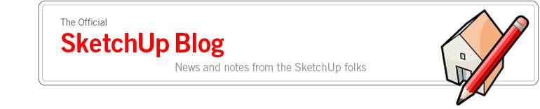 Sketchup блог - новости и комментарии от людей Sketchup