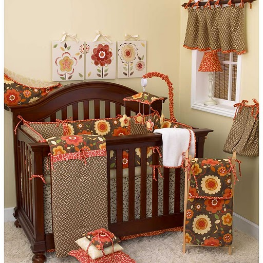 Home Christmas Decoration: Bedroom for babies: Start designing for