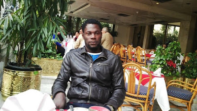 Nigeria football news, Peter Ebimobowei, Al-Ahly,Ebimobowei Proud To Join Al-Ahly