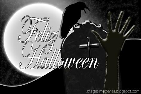 Felicitación Halloween
