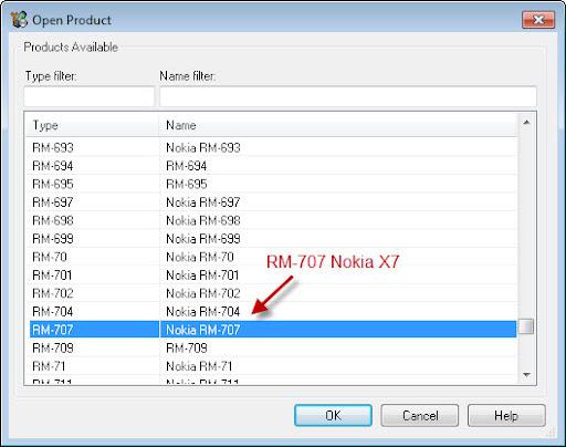 Flashear Nokia X7 2