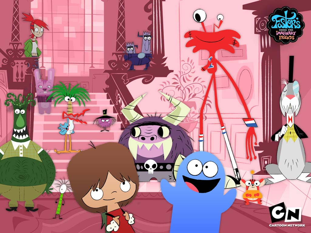 Fosters Home For Imaginary Friends Pussie Pics 76