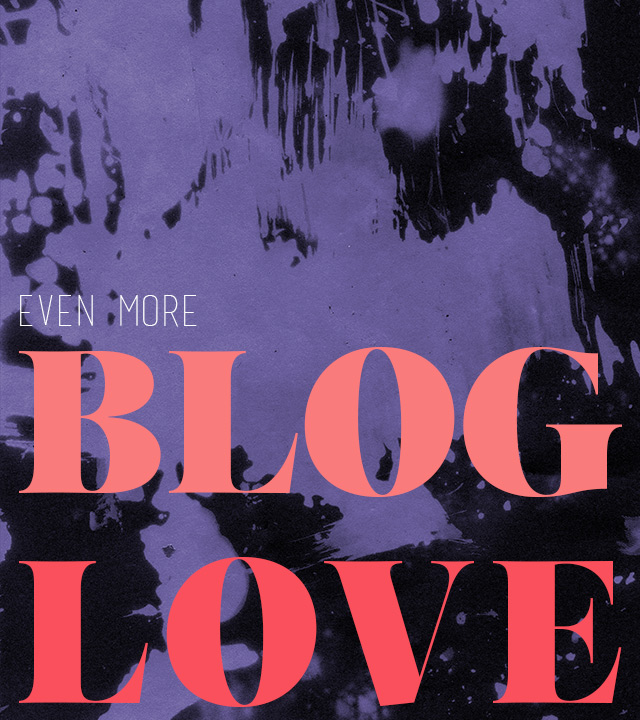 blog love: part 2