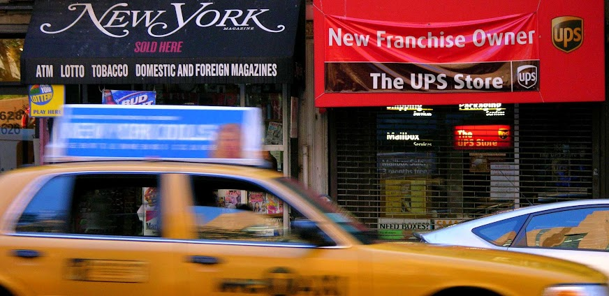 The UPS Store in Manhattan, New Franchise Owner