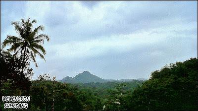 Gunung Kacapi