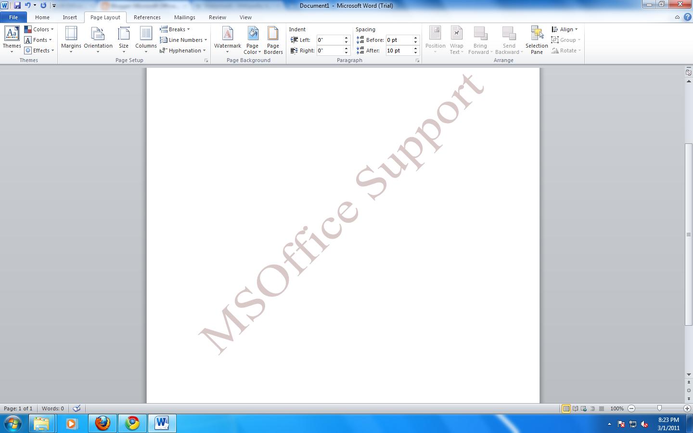 ecopy paperworks watermark