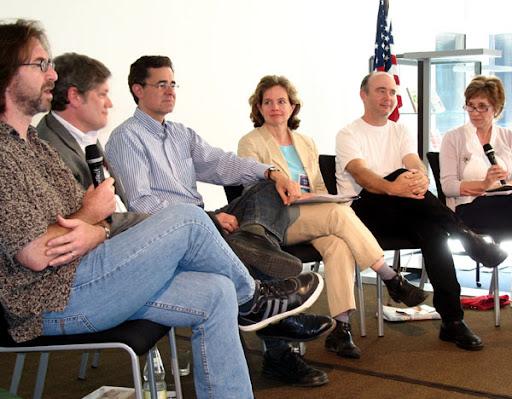 Experten bei der Fachleiter-Konferenz 2011