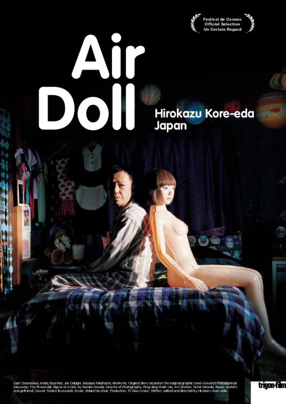 Air Doll Movie Watch Online