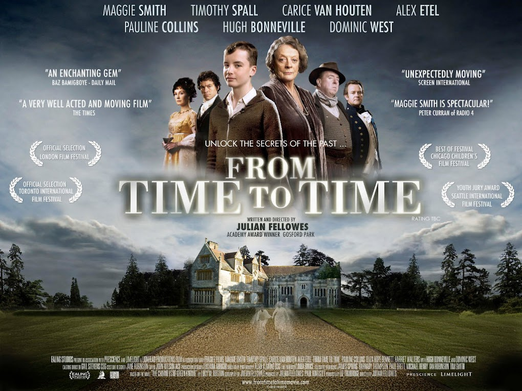 From Time to Time movie poster