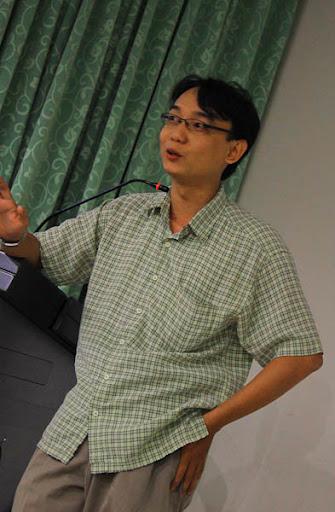 Ketua PPI Taiwan, Alief Wikarta bercerita
