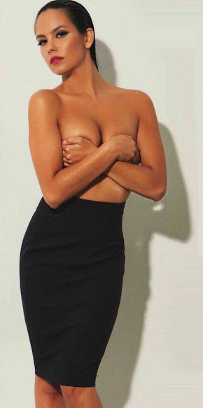 Cristina Pedroche desnuda y atractiva