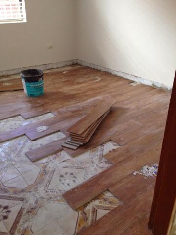 Tiling Over Existing Tile Floor Rebellions