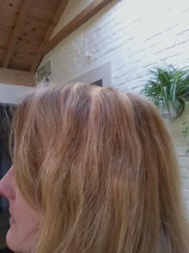 Cheveux de frikadel