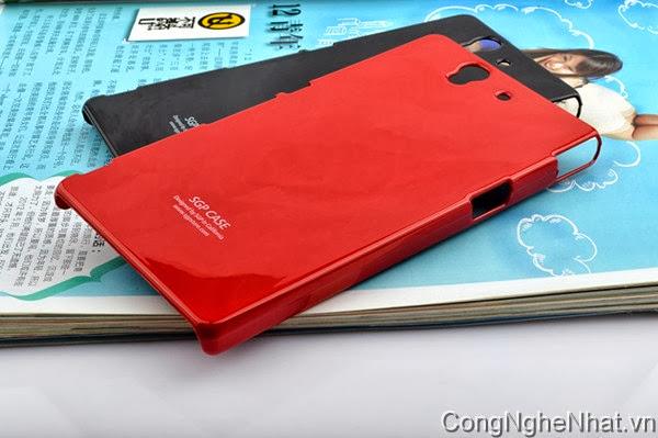 ốp lưng cho điện thoại nhật Sony Xperia Z (SO-02E) ultra thin