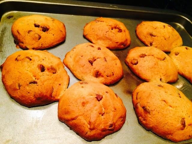 pumpkin recipes pumpkin chocolate chip cookies the betty stamp