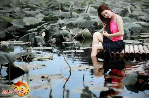 Sunsoft trao giải cho Miss Lục Mạch Thần Kiếm 2012 7