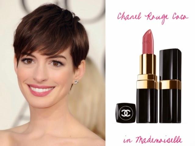 g r a c e e l e g a n c e chanel rouge coco lipstick 05 mademoiselle review. Black Bedroom Furniture Sets. Home Design Ideas