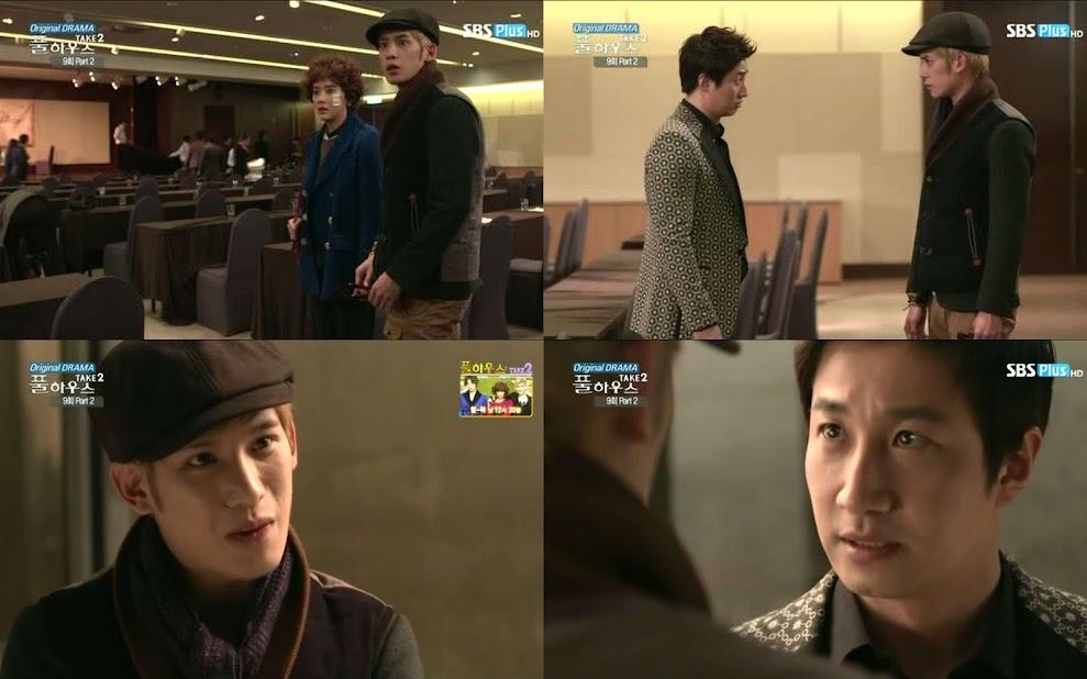 Hwang Jung Eum, Park Ki Woong, Lee Hoon