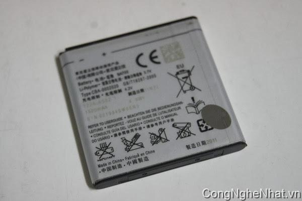Pin chính hãng cho Sony Xperia Ray (SO-03C)