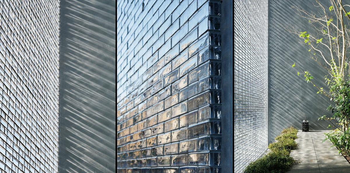 Optical Glass House Design By Hiroshi Nakamura U0026 NAP